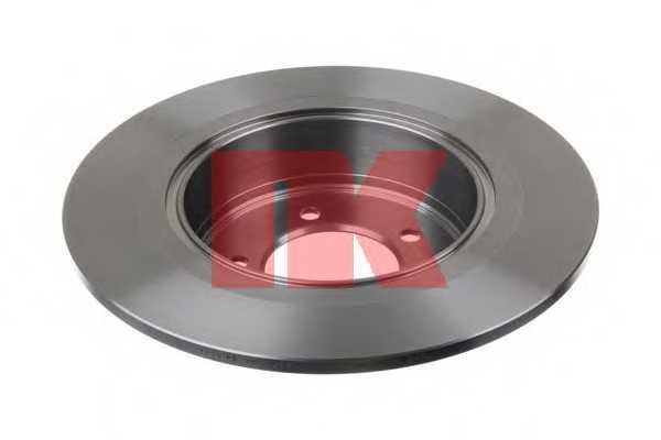 Тормозной диск NK 203083 - изображение