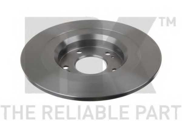 Тормозной диск NK 203085 - изображение 1