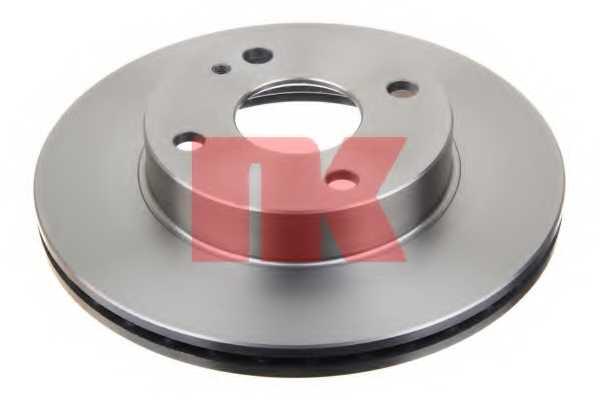 Тормозной диск NK 203223 - изображение 1