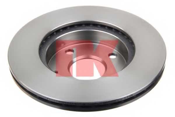 Тормозной диск NK 203223 - изображение