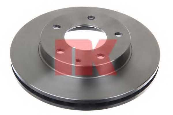 Тормозной диск NK 203227 - изображение 1