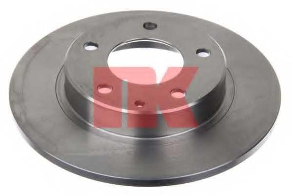 Тормозной диск NK 203228 - изображение