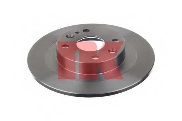 Тормозной диск NK 203231 - изображение 1