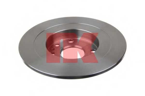 Тормозной диск NK 203231 - изображение