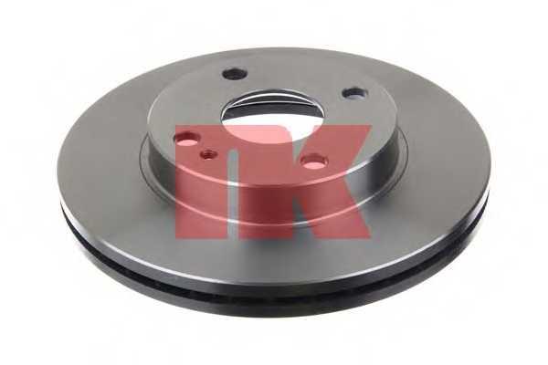 Тормозной диск NK 203232 - изображение 1