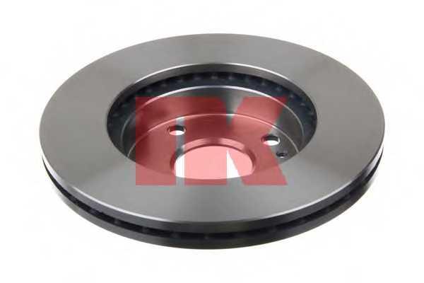 Тормозной диск NK 203232 - изображение