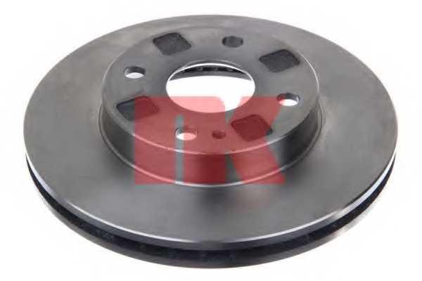 Тормозной диск NK 203234 - изображение 1