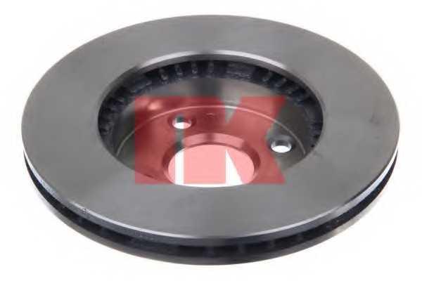 Тормозной диск NK 203234 - изображение