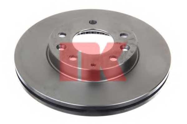 Тормозной диск NK 203241 - изображение 1