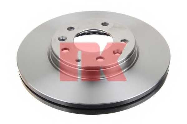 Тормозной диск NK 203245 - изображение 1