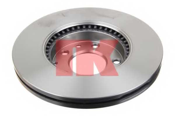 Тормозной диск NK 203245 - изображение
