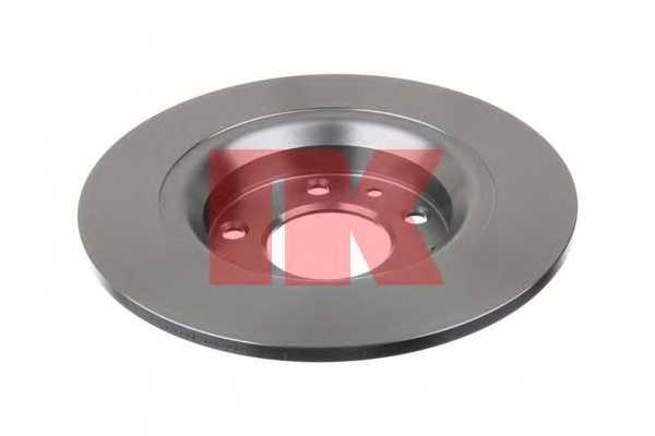 Тормозной диск NK 203246 - изображение 1