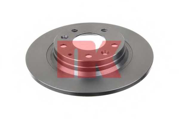 Тормозной диск NK 203246 - изображение