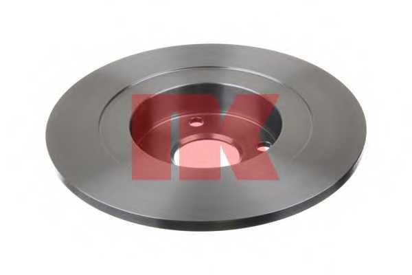 Тормозной диск NK 203248 - изображение 1