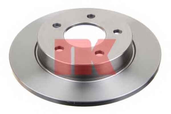 Тормозной диск NK 203250 - изображение 1