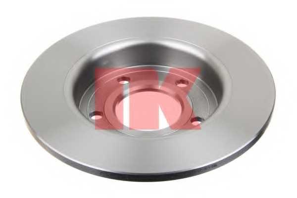 Тормозной диск NK 203250 - изображение