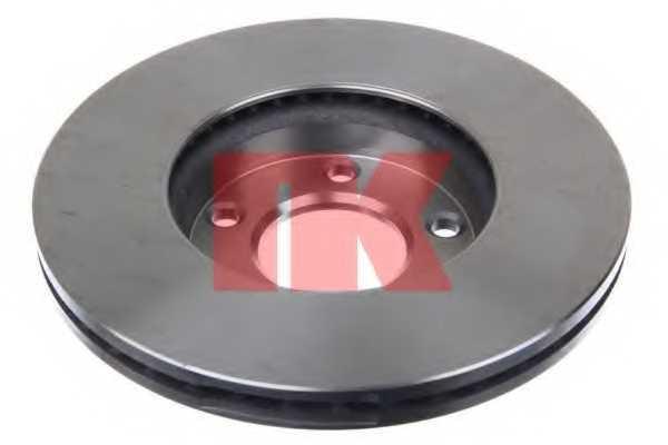 Тормозной диск NK 203251 - изображение 1