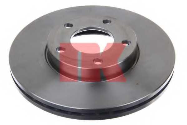 Тормозной диск NK 203251 - изображение