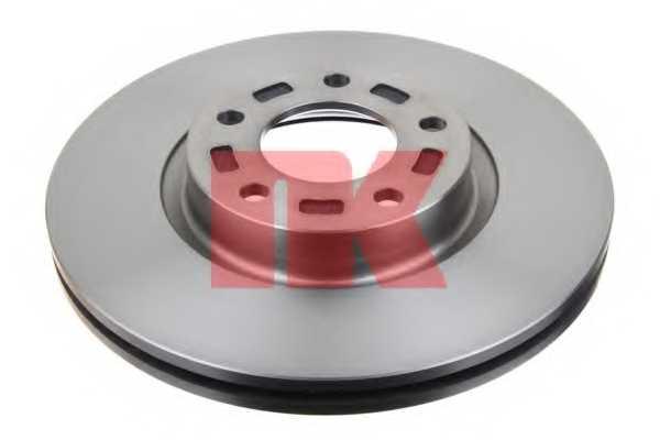 Тормозной диск NK 203253 - изображение 1