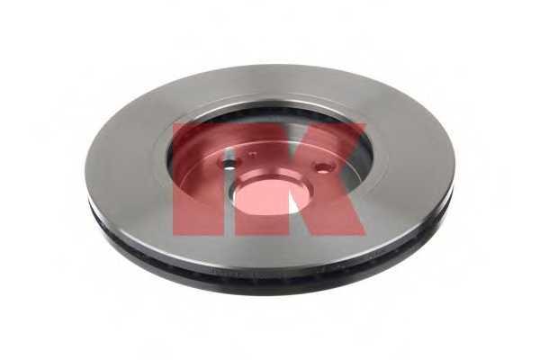 Тормозной диск NK 203267 - изображение 1