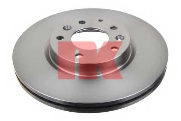 Тормозной диск NK 203268 - изображение 1