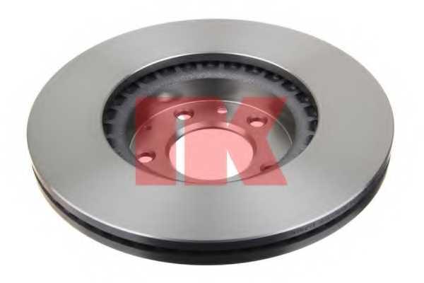 Тормозной диск NK 203268 - изображение