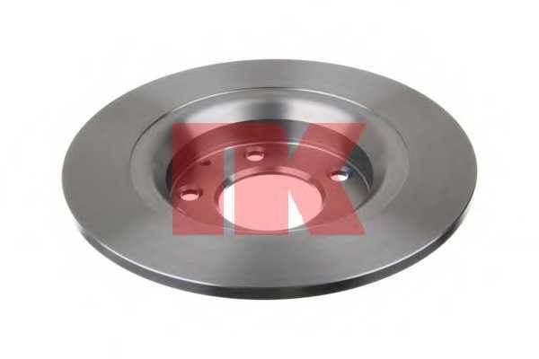 Тормозной диск NK 203269 - изображение 1