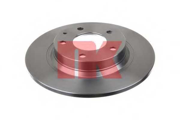 Тормозной диск NK 203269 - изображение