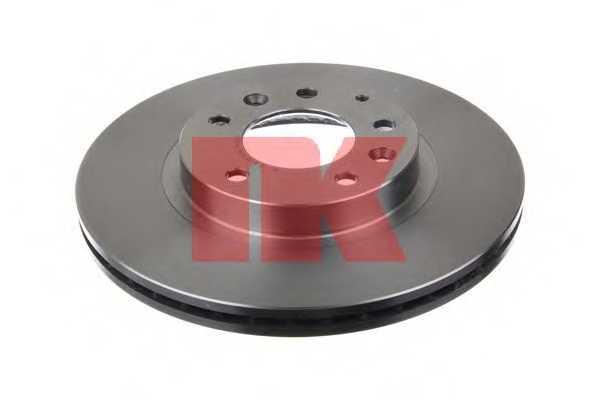 Тормозной диск NK 203270 - изображение 1
