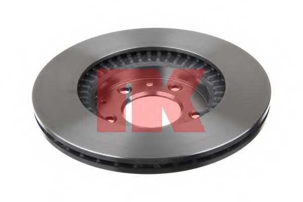 Тормозной диск NK 203270 - изображение