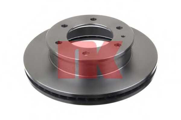 Тормозной диск NK 203271 - изображение 1