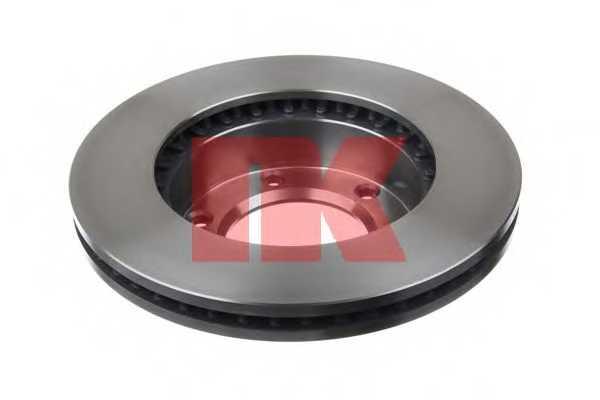 Тормозной диск NK 203271 - изображение