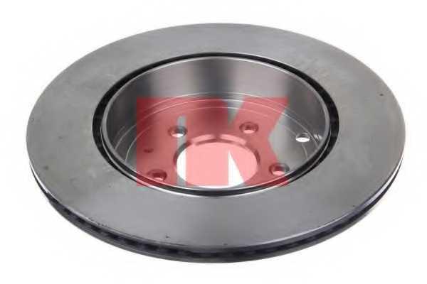 Тормозной диск NK 203273 - изображение 1