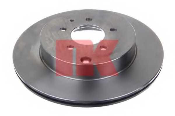 Тормозной диск NK 203273 - изображение