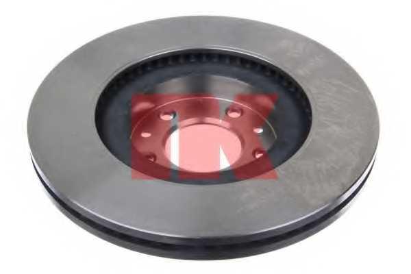 Тормозной диск NK 203274 - изображение