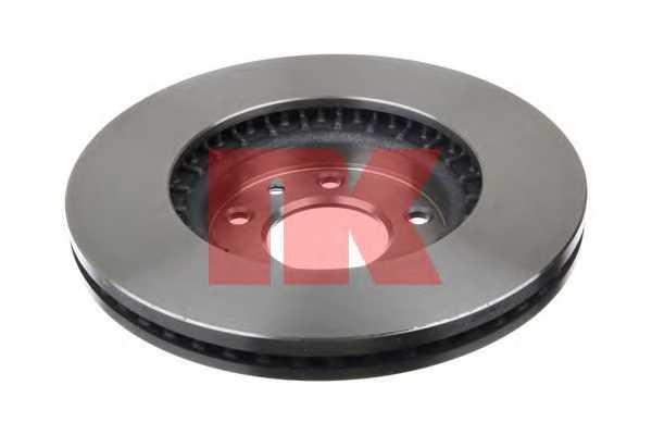 Тормозной диск NK 203275 - изображение 1
