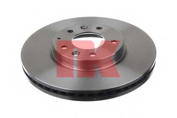 Тормозной диск NK 203275 - изображение