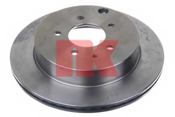 Тормозной диск NK 203276 - изображение 1