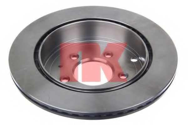 Тормозной диск NK 203276 - изображение