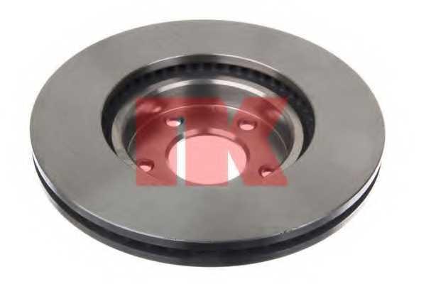 Тормозной диск NK 203278 - изображение 1