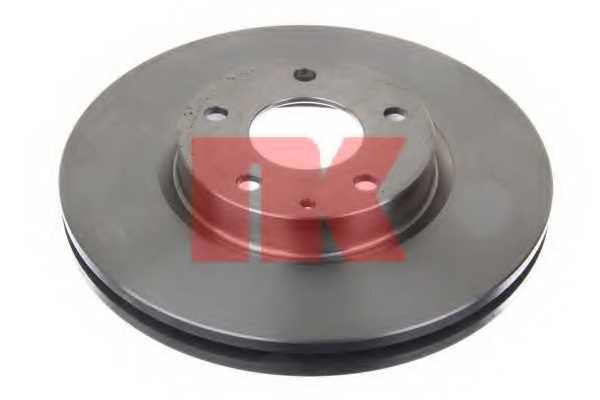 Тормозной диск NK 203278 - изображение