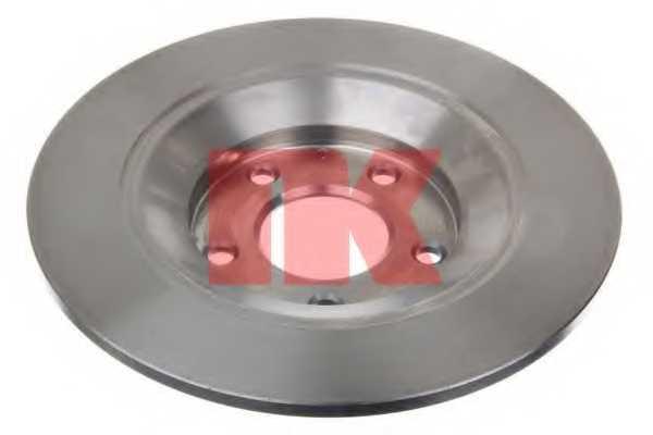 Тормозной диск NK 203279 - изображение