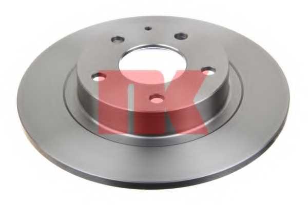 Тормозной диск NK 203280 - изображение 1