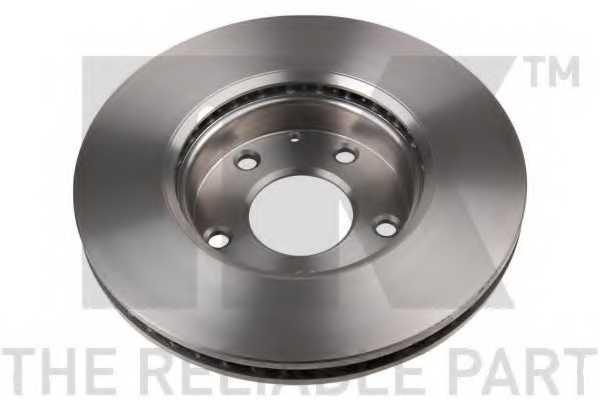 Тормозной диск NK 203281 - изображение 1
