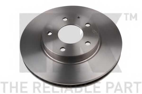Тормозной диск NK 203281 - изображение