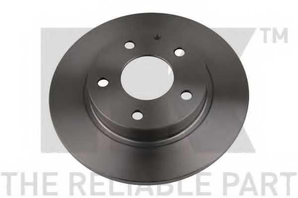 Тормозной диск NK 203283 - изображение