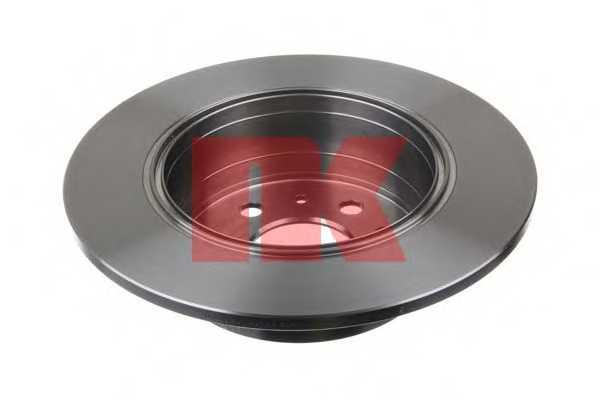 Тормозной диск NK 203305 - изображение 1