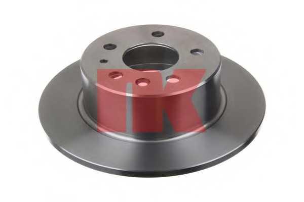 Тормозной диск NK 203305 - изображение