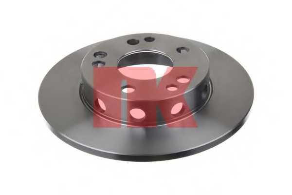 Тормозной диск NK 203306 - изображение 1