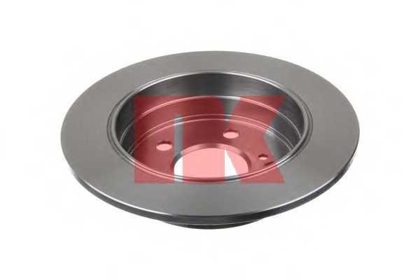 Тормозной диск NK 203307 - изображение 1